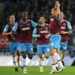 Cardiff 0-2 West Ham – Hammers Close In On Play-Off Final After Collison Brace Downs Bluebirds (Photos & Highlights)