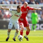 Swansea 1-0 Liverpool – Reds Finish Below Toffees After Liberty Loss (Photos & Highlights)
