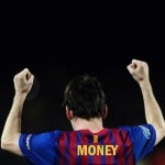 Barcelona Players Are World's Highest Paid Sportsmen, Man City Now Not Far Behind