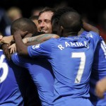 Chelsea 2-1 Blackburn &#8211; Under-Strength Blues Warm Up For Munich With Win At The Bridge (Photos &#038; Highlights)