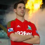 Swansea Unveil New Centenary Away Kit – So Welsh You Can Almost Hear It Hum 'Land Of My Fathers' (Photo)