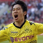 Man Utd Confirm £12m Shinji Kagawa Deal, Give Him Weighty No. 7 Shirt
