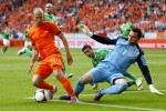 Netherlands Soccer Friendly Northen Ireland