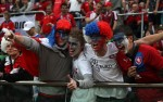 Soccer - UEFA Euro 2012 - Group A - Russia v Czech Republic - Municipal Stadium Wroclaw