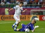 Soccer Euro 2012 Russia Czech Republic