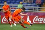 Soccer - UEFA Euro 2012 - Group B - Netherlands v Denmark -  Metalist Stadium
