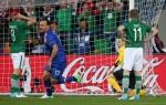 Soccer - UEFA Euro 2012 - Group C - Republic of Ireland v Croatia - Municipal Stadium Poznan