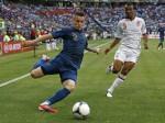 Soccer Euro 2012 France England
