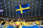 Soccer - UEFA Euro 2012 - Group D - Ukraine v Sweden - Olympic Stadium