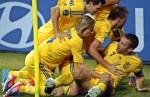 Soccer Euro 2012 Ukraine Sweden