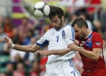 Soccer Euro 2012 Greece Czech Republic