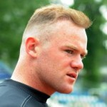 Horror Hair: Wayne Rooney Unveils Daring New 'Do At England Training (Photos)