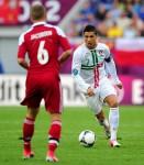 Soccer - UEFA Euro 2012 - Group B - Denmark v Portugal - Arena Lviv