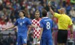 Soccer Euro 2012 Italy Croatia
