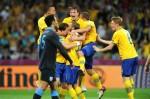 Soccer - UEFA Euro 2012 - Group D - Sweden v England - NSC Olimpiyskiy