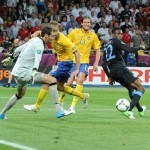 Football GIF: Danny Welbeck's Twirly Backheel Goal vs Sweden – Did The Blighter Mean It?