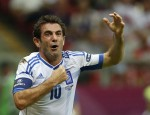 Soccer Euro 2012 Greece Russia