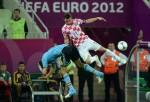 Soccer - UEFA Euro 2012 - Group C - Croatia v Spain - Arena Gdansk