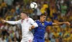 Soccer Euro 2012 England Ukraine
