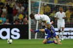Soccer - UEFA Euro 2012 - Group D - England v Ukraine - Donbass Arena