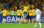 Soccer - UEFA Euro 2012 - Group D - Sweden v France - NSC Olimpiyskiy