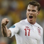 Football GIF: Scott Parker Attempts Unorthodox 'Crawling Face Tackle' vs Ukraine