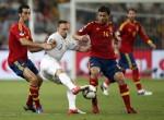 Soccer Euro 2012 Spain France