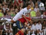 Soccer Euro 2012 Spain Portugal