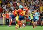 Soccer - UEFA Euro 2012 - Semi Final - Portugal v Spain - Donbass Arena