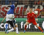 Soccer Euro 2012 Germany Italy