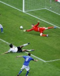 Soccer Euro 2012 Germany Italy