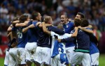Soccer - UEFA Euro 2012 - Semi Final - Germany v Italy -  National Stadium