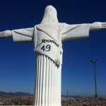 Atletico Mineiro Fans Deface 'Christ The Redeemer' Statue With Ronaldinho's Name, Make Unfortunate Spelling Cock-Up