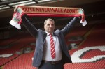 Soccer - Liverpool Press Conference - Brendan Rodgers Unveiling - Anfield