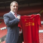Brendan Rodgers Officially Sworn In As New Liverpool Manager (Photos)