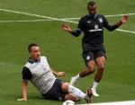Soccer - International Friendly - England v Belgium - England Training and Press Conference - Wembley Stadium