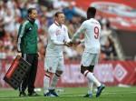 Soccer - International Friendly - England v Belgium - Wembley Stadium