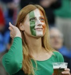 Soccer Euro 2012 Ireland Croatia