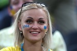 Soccer - UEFA Euro 2012 - Group D - Ukraine v France - Donbass Arena