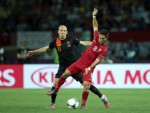 Soccer - UEFA Euro 2012 - Group B - Portugal v Netherlands - Metalist Stadium