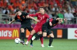 Soccer - UEFA Euro 2012 - Group B - Portugal v Netherlands - Metalist Stadium