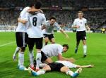 Soccer - UEFA Euro 2012 - Group B - Denmark v Germany - Arena Lviv