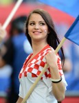 Soccer - UEFA Euro 2012 - Group C - Croatia v Spain - Arena Gdansk