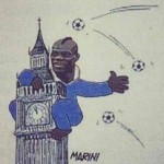 Euro 2012: Gazzetta Dello Sport Depict Mario Balotelli As King Kong, Issue Non-Apologetic Apology