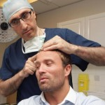 Former Footballer Michael Gray Undergoes UK's First Ever Live Hair Transplant Surgery