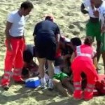 Portuguese Beach Footballer Suffers Utterly Sickening Double Knee Rupture (Gruesome Video)