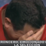 Spanish Pundit Tomas Roncero Bursts Into Tears Attempting To Describe Spain Performance (Video)