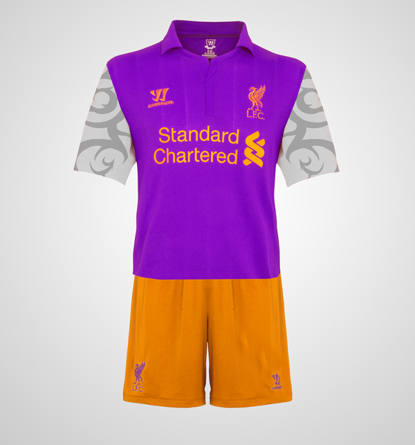 Gruesome New Liverpool 2012 13 Third Kit Leaked – Purple Monstrosity Lives!  (Photo) f7f9c02ec