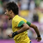 Olympic Football: Neymar Scores Dazzling Freekick vs Belarus (Video)