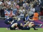London Olympics Soccer Women Olympics- Soccer- Women Olympics- Soccer- Women